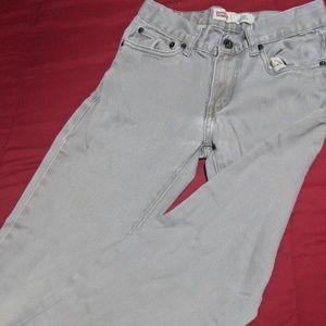 Boys Levi's Skinny Jeans